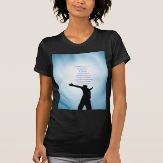 Our father prayer the classical healing love t shirts