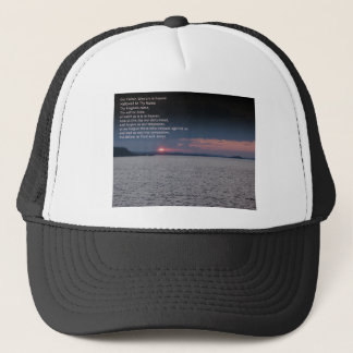 Our Father Prayer Trucker Hat