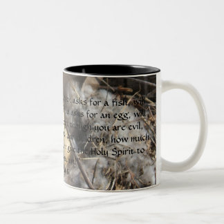 Our Father's Goodness Two-Tone Coffee Mug