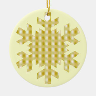 """""""Our First Christmas"""" Ceramic Ornament"""