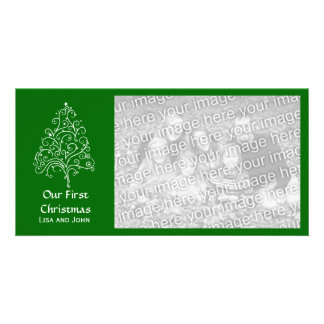 Our First Christmas Green Card
