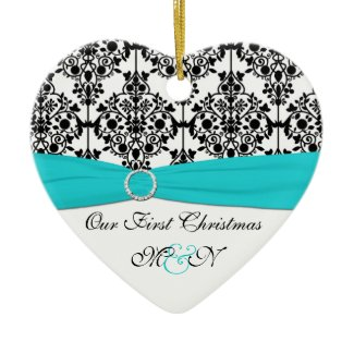 Our First Christmas Keepsake Ornament ornament