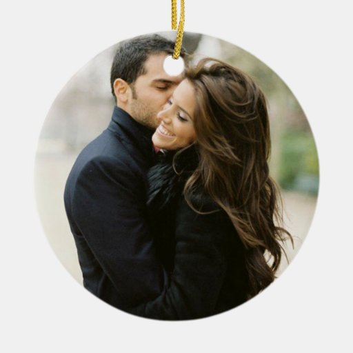 Our First Christmas Ornament | Holidays