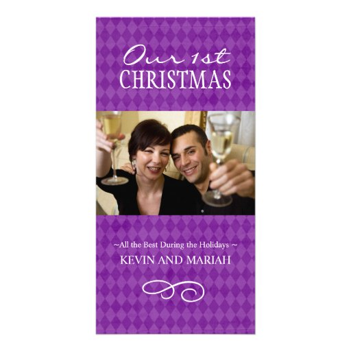 Our First Christmas Photo Cards