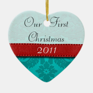 Our First Christmas Tiffi Collection Ornament