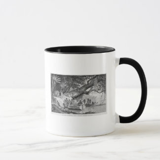 Our First Interview with Caripuna Indians Mug