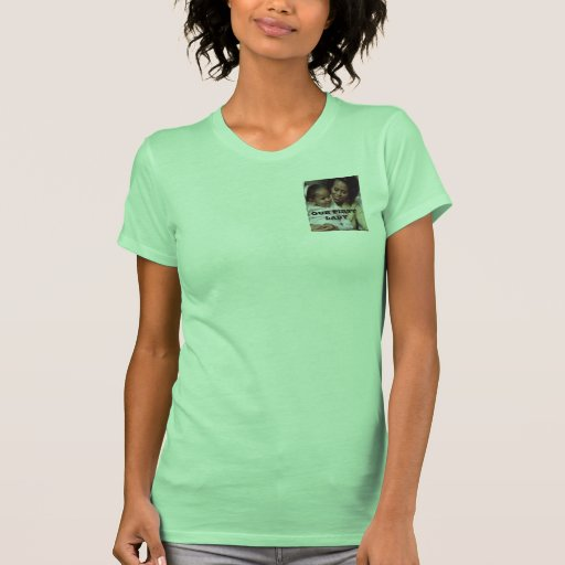 OUR FIRST LADY POCKET IMAGE T-Shirt