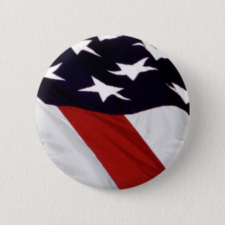 Our Flag Pinback Button