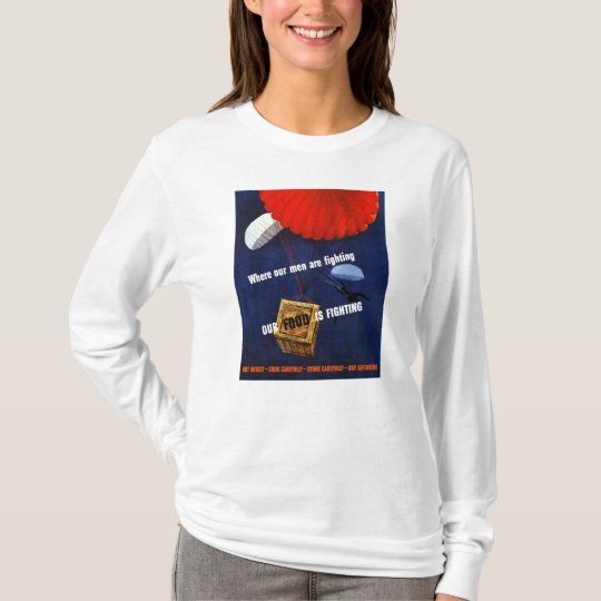 Our Food Is Fighting T-Shirt