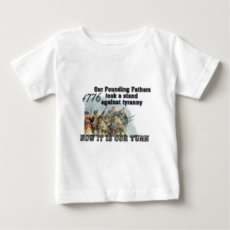 Our Founding Fathers against tyranny Baby T-Shirt