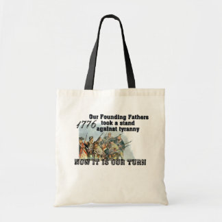 Our Founding Fathers against tyranny Bag