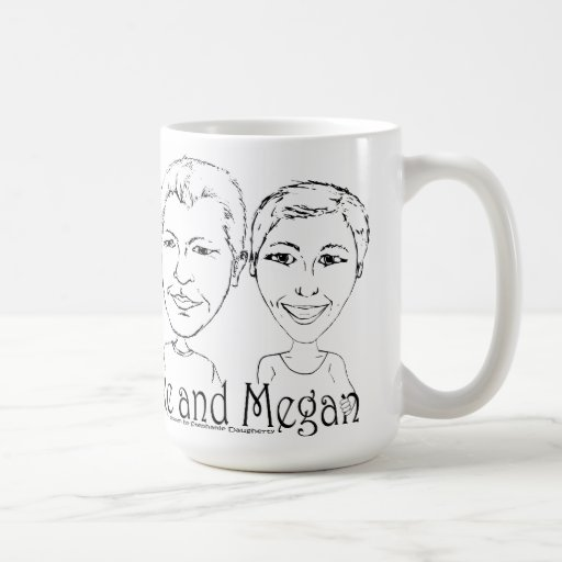 Our Four Mugs For Mugs Humorous Cup Design