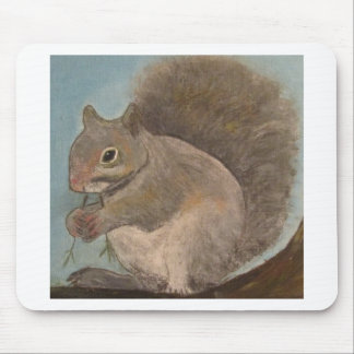 Our Friend Rocky Mouse Pad