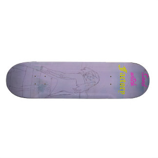 our girl skateboard
