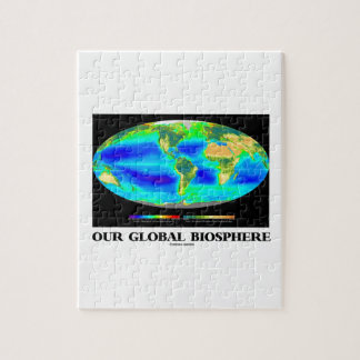 Our Global Biosphere (Global Photosynthesis) Jigsaw Puzzle