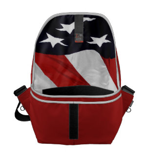 Our Glorious Flag Courier Bag