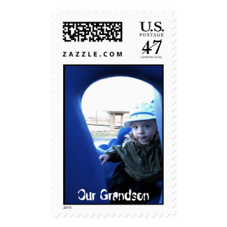 Our Grandson Postage