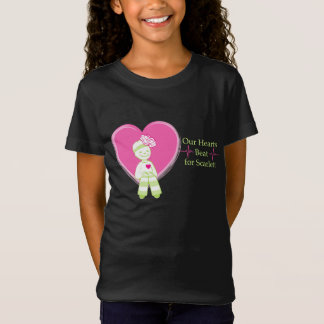 Our Hearts Beat for Scarlett T-Shirt