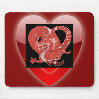 Our Hearts mousepad
