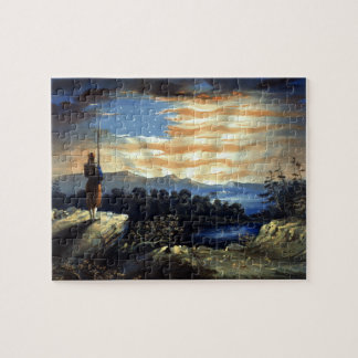 Our Heaven Born Banner Jigsaw Puzzle