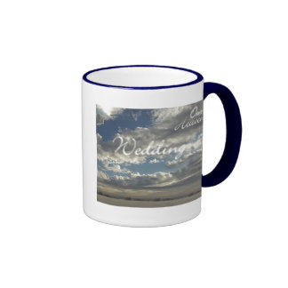 Our Heavenly Wedding Mug