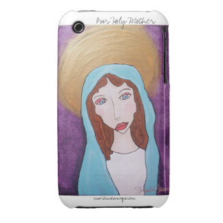 Our Holy Mother iPhone 3 Case