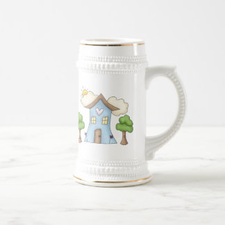 Our House Beer Stein