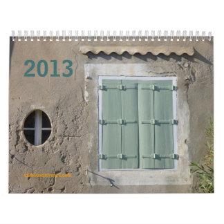 Our House in France 2013 Calendar