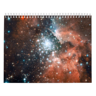 Our Incredible Universe - Deep Space Images Calendar