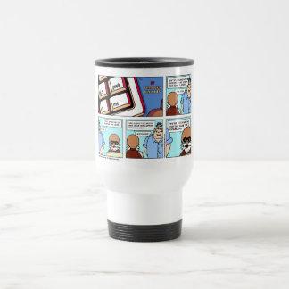 Our Internet World travel mug! Travel Mug