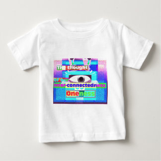 Our intrinsic inter-connectedness Oneness Baby T-Shirt