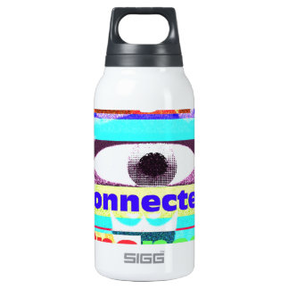 Our intrinsic inter-connectedness Oneness Insulated Water Bottle