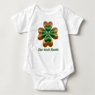Our Irish Roots Baby Bodysuit