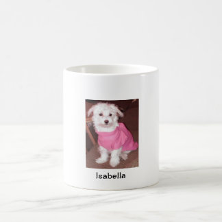 Our Isabella Mugs