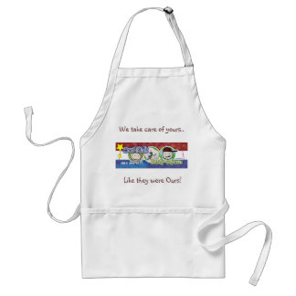 Our Kid's Family Daycare Adult Apron