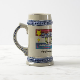 Our Kid's Family Daycare Beer Stein
