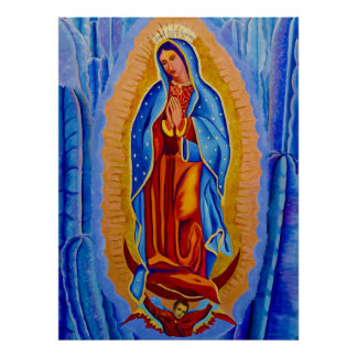 Our Lady 2 Print