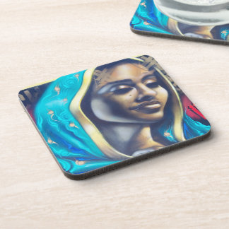 Our Lady Drink Coaster