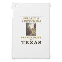 OUR LADY of ANNUNCIATION iPad Mini Case