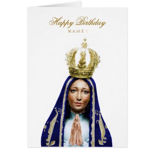 Our Lady of Aparecida Cartões
