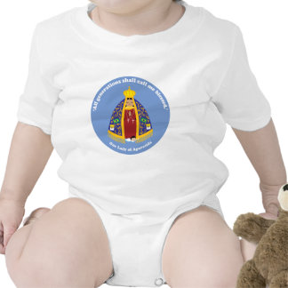 Our Lady of Aparecida Rompers