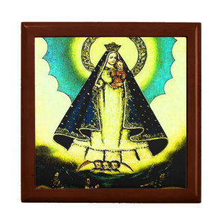 OUR LADY OF CHARITY BY LIZ LOZ JEWELRY BOX