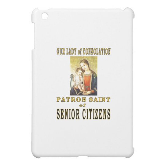 OUR LADY of CONSOLATION iPad Mini Covers