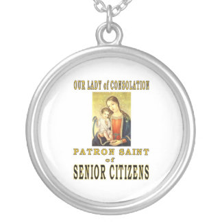 OUR LADY of CONSOLATION Custom Jewelry