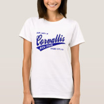 Our Lady of Corvallis High School Studio City CA T-Shirt