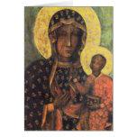 Our Lady of Czestochowa Cards