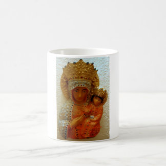 OUR LADY OF CZESTOCHOWA KRAKOW POLAND COFFEE MUG