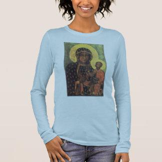 Our Lady of Czestochowa Long Sleeve T-Shirt