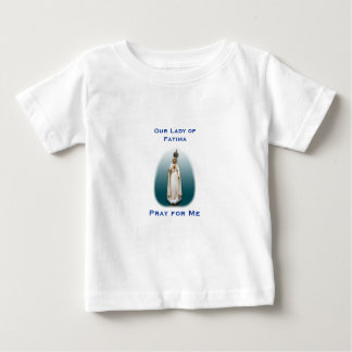 Our Lady of Fatima* Baby Shirt