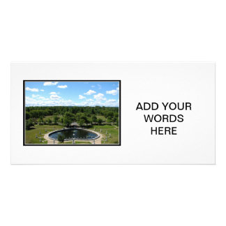 Our Lady of Fatima Basilica Shrine Rosary Pond Card
